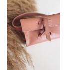 Belt bag no 2 w kolorze antyczny róż