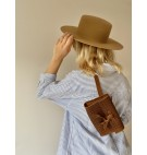 Belt bag Grande w kolorze brązowym