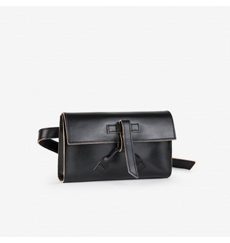 Belt bag w kolorze czarnym
